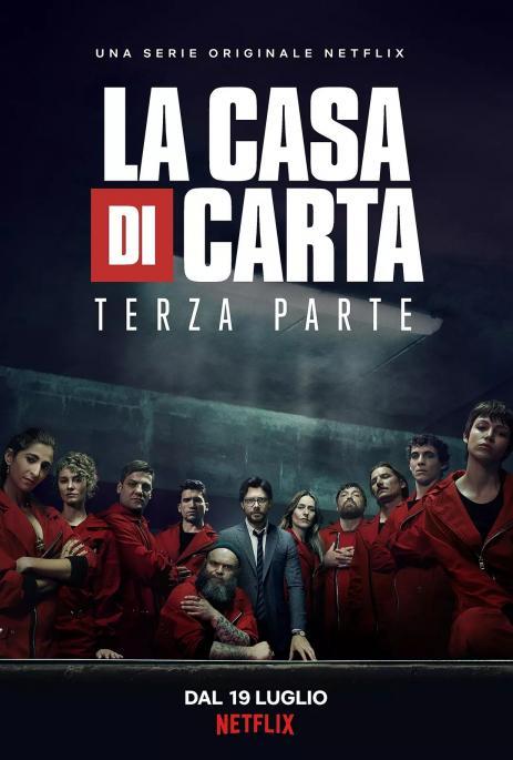 纸钞屋 1-4季 La casa de papel Season4 (2020)