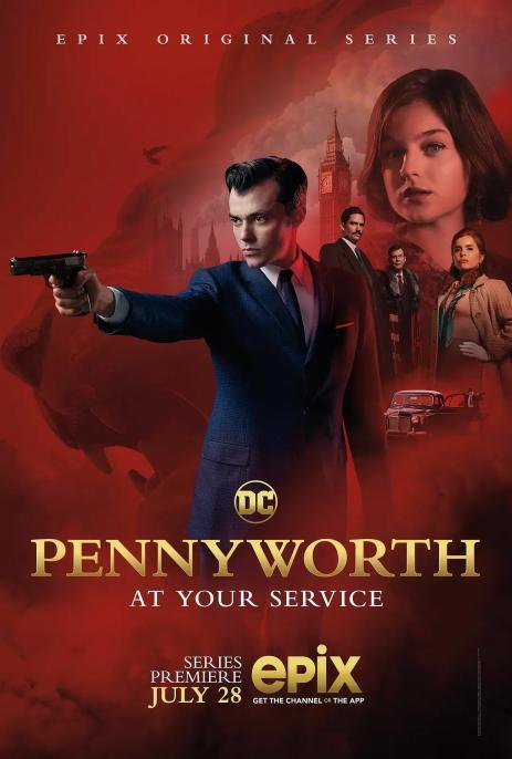 潘尼沃斯第1~2季 Pennyworth【2020】
