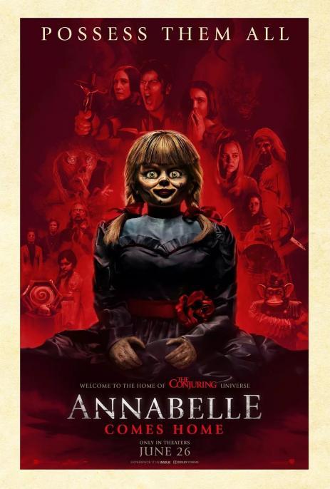 安娜贝尔1-3:诞生 Annabelle: Creation (2017)
