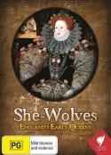 母狼:英格兰早期王后